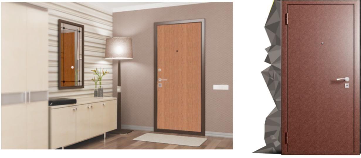 стальная дверь соотношение цена качество